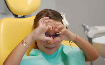 La prima visita dal dentista